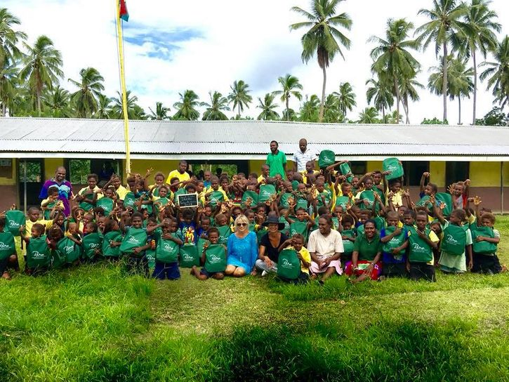 The Ratua Foundation Is Improving Education For Vanuatu Children